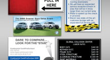 Car Dealership Graphics