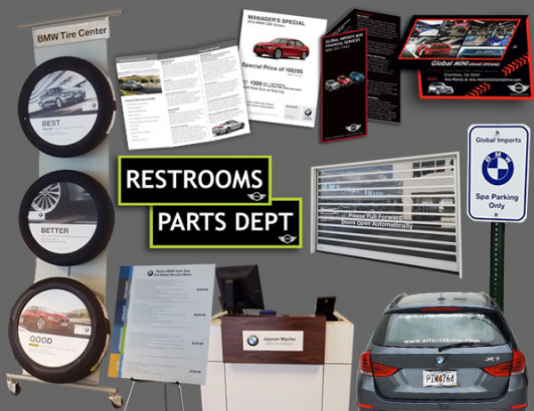 Dealership Graphic Solutions